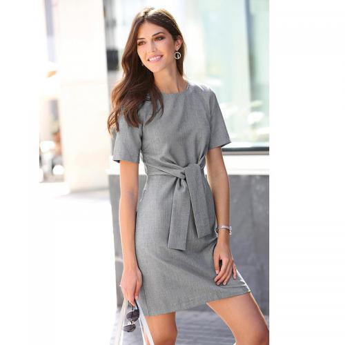 3 SUISSES - Robe - Gris - Robe