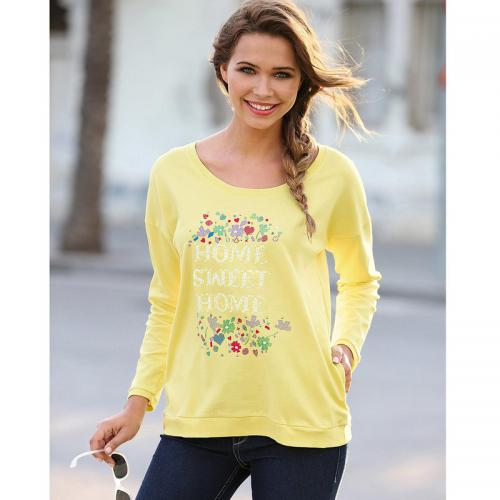 3 SUISSES - Sweat femme - Vert - Promotions