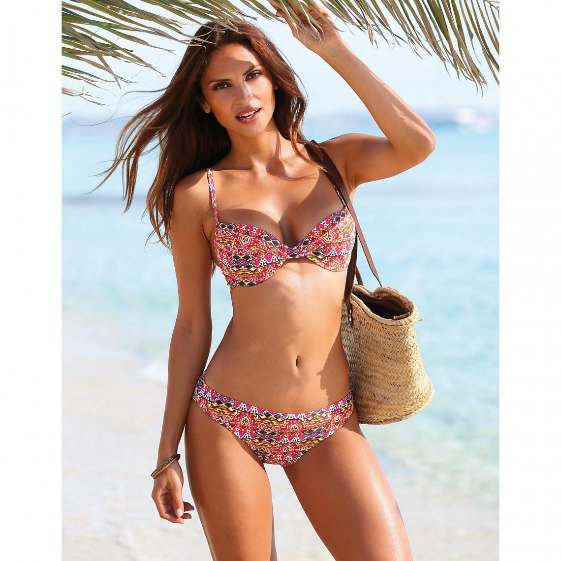 1476819efa Maillot de bain bikini 2 pièces femme 3 SUISSES Femme