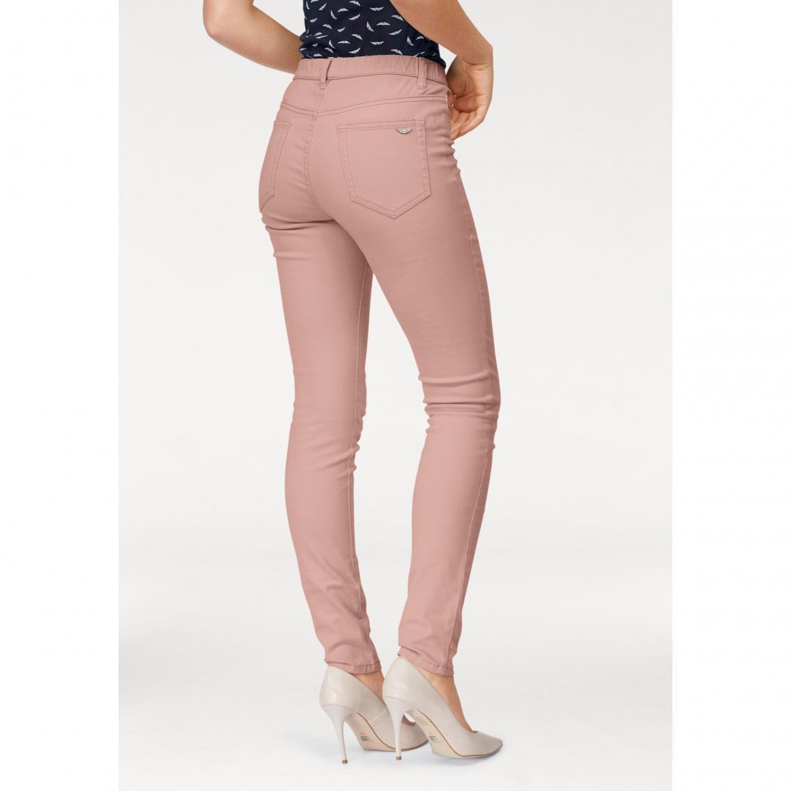 2e46a63da27f Jeans skinny femme 3 SUISSES Cliquez l image pour l agrandir. Jean jegging taille  haute femme Arizona ...