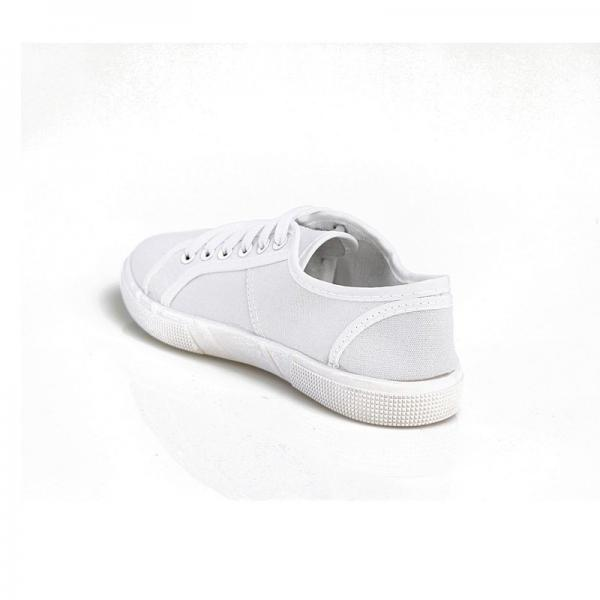 Baskets basses femme Exclusivité 3SUISSES - Blanc 3 Suisses
