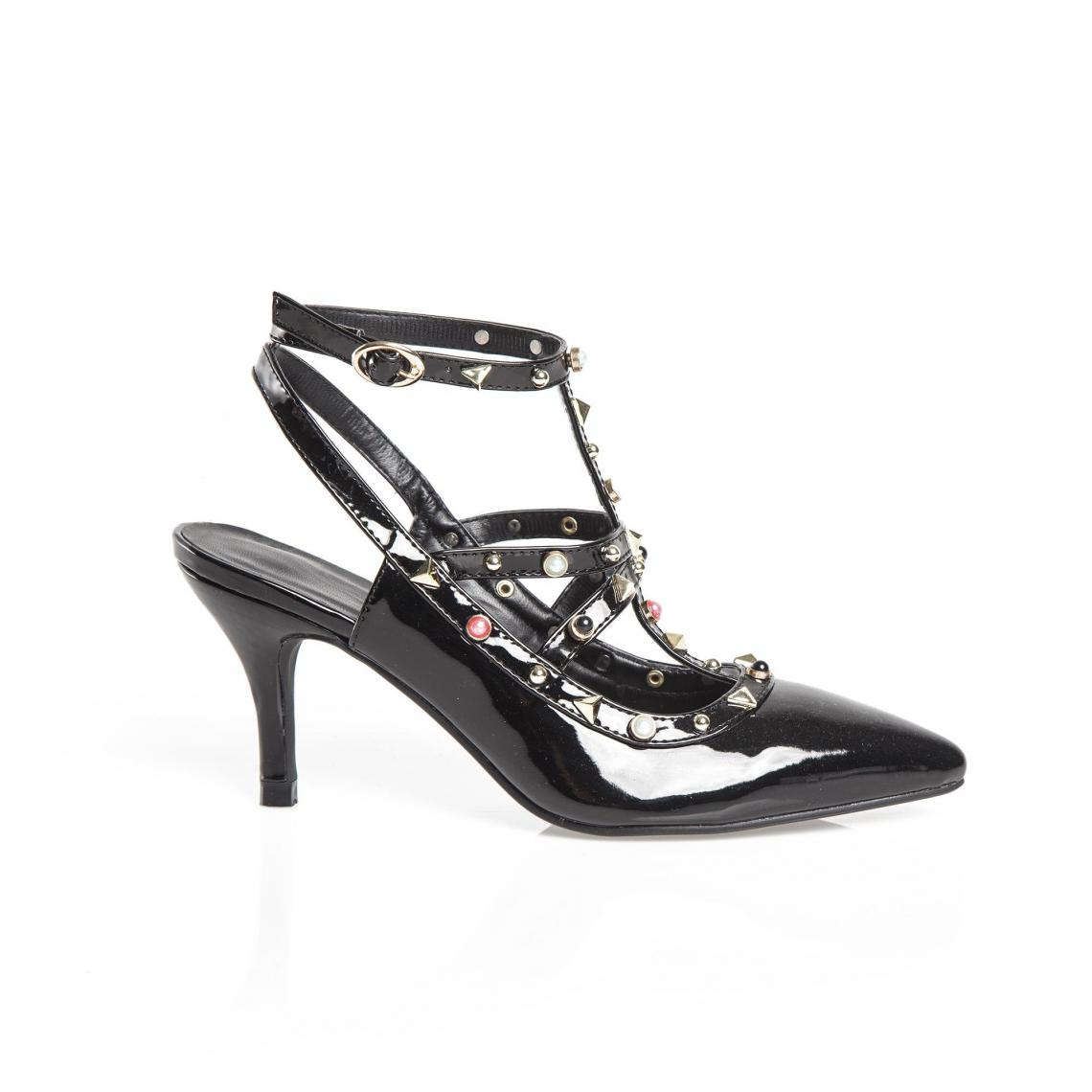 Femme Pointu Bout Exclusivité Perles Chaussures À 3suisses ...