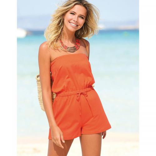 3 Suisses - Combinaison Exclusivité 3SUISSES - Orange - Soldes