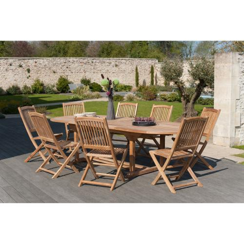 Ensemble table, chaise, Jardin | 3 SUISSES