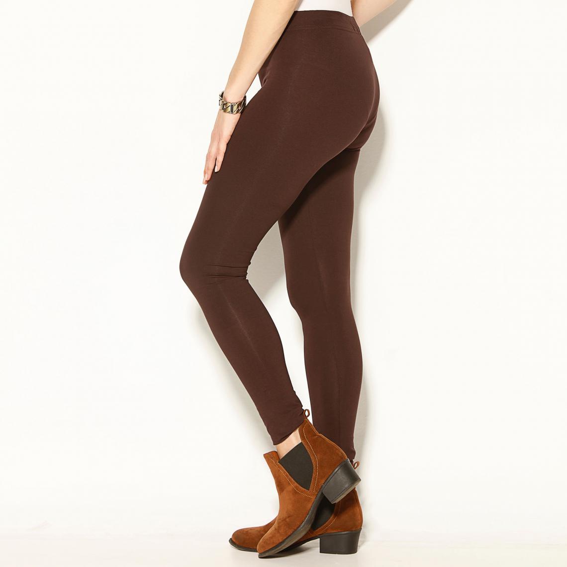 legging marron
