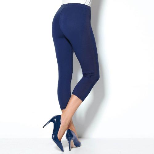 3 SUISSES - Leggings Exclusivité 3SUISSES - Bleu - Leggings femme e2a7d562db9