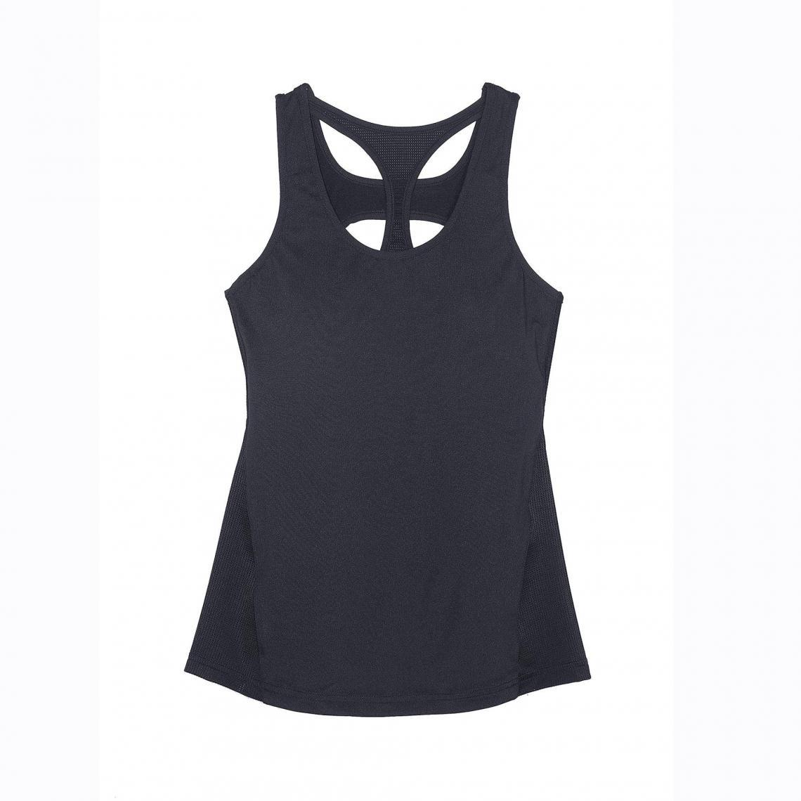 Tee-shirt avec soutien-gorge sans manches - 3 SUISSES - Modalova