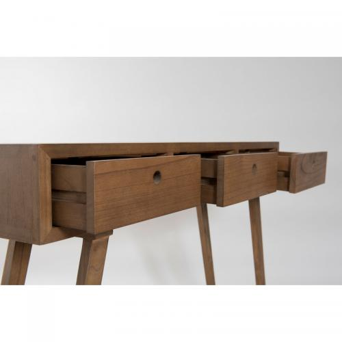 Console 3 tiroirs style scandinave - Cannelle 3 SUISSES