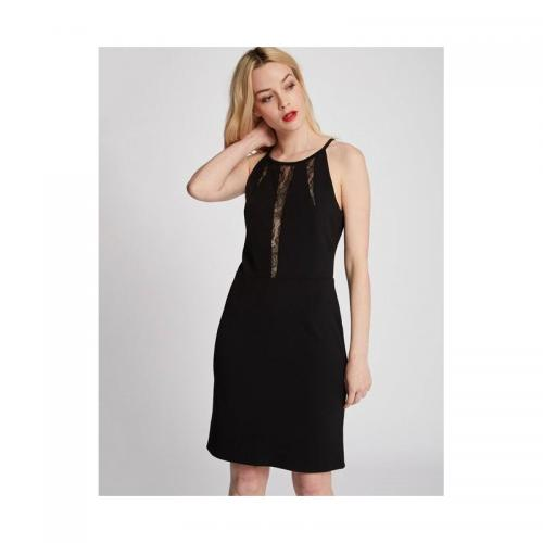 Morgan - ROBE RAYNA femme de Morgan - Noir - Robe Morgan