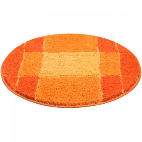 Tapis de bain à carreaux 1700g/m2 Pia My Home - Terre my home
