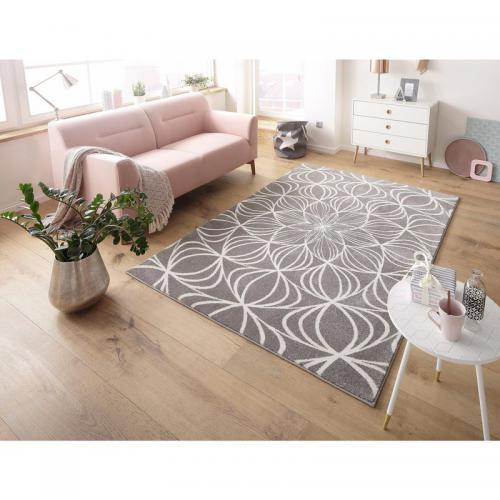 my home - Tapis Carina My Home - Gris - Tapis de salon