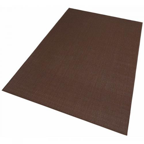 my home - Tapis Rectangulaire Tissé Aspect Sisal Marron My Home - Tapis