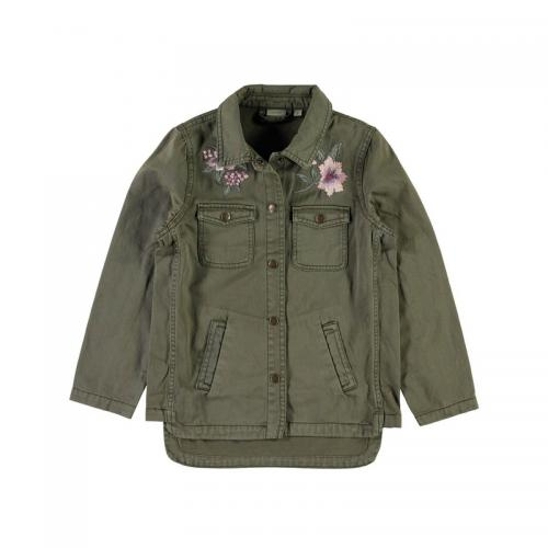 Name It - Veste fille Name it - Vert - Toutes les Promos