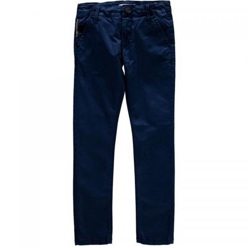 Name It - Pantalon chino slim garçon Name it - Bleu Marine - Vêtements garçon