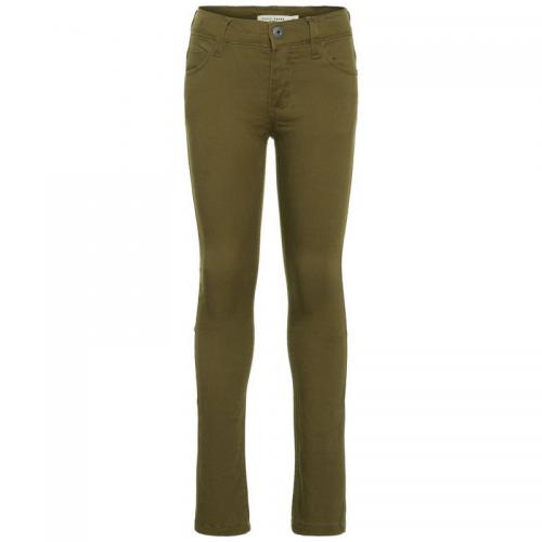 Name It - Pantalon 5 poches garçon Name it - Vert - Name It