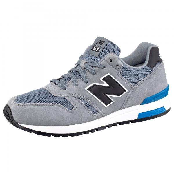 Baskets 565 New Balance pour homme - Gris New Balance Homme