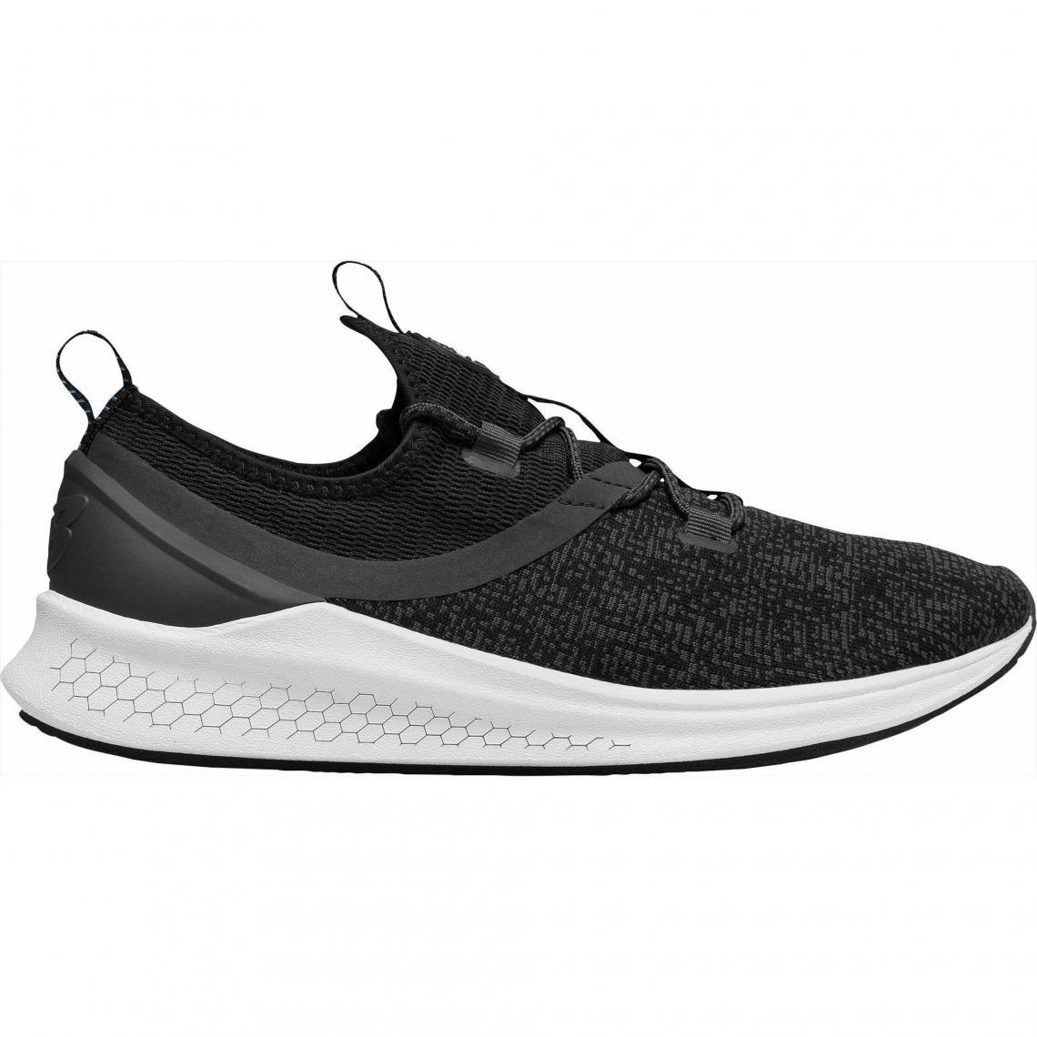 best website 767b7 dee56 Toutes les chaussures New Balance Cliquez l image pour l agrandir. Chaussures  de running homme New Balance LAZR - Noir ...