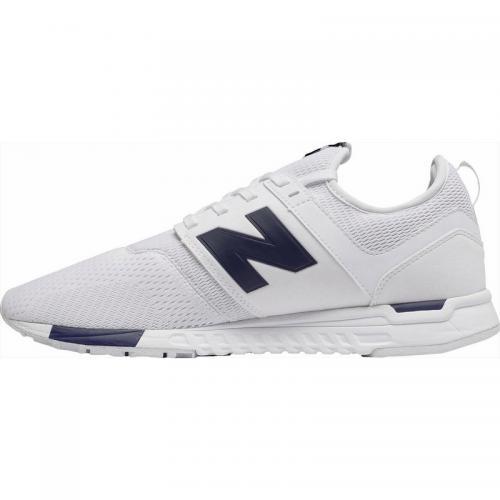 5ddae27598f83 New Balance - Chaussures de running homme New Balance MRL247 - Blanc - New  balance
