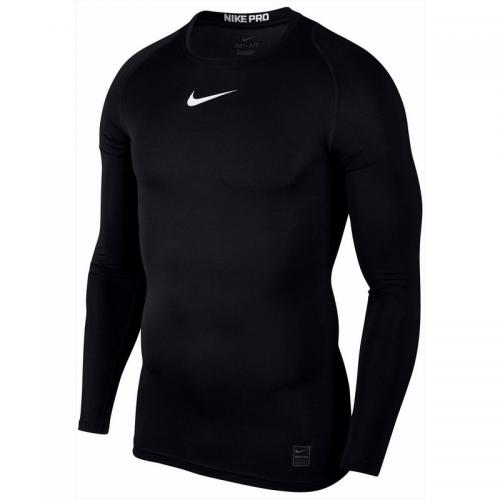 Nike - Tee-shirt manches longues homme Nike - Noir - Promos sport homme