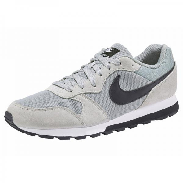 Nike MD Runner 2 chaussures de tennis homme - Gris Nike Homme