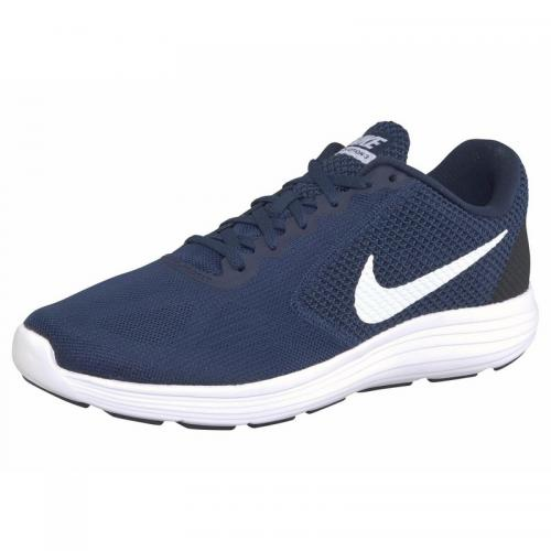 sale retailer c6e64 57cc0 Nike - Chaussures de course à pied Nike Revolution 3 - Bleu - Baskets homme