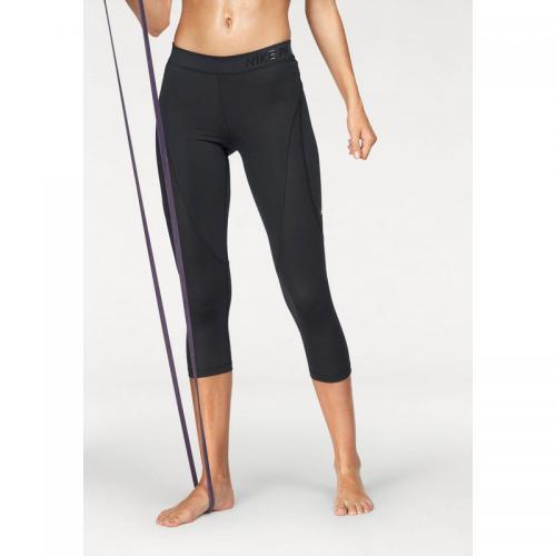 b87c3e521f445 Nike - Collants 3 4 femme Nike - Noir - Shorts de sport femme