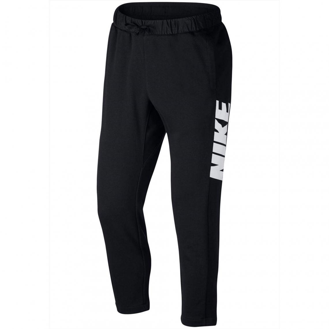 Pantalon de survêtement homme Nike - Noir Nike Homme 354fa3f73a9