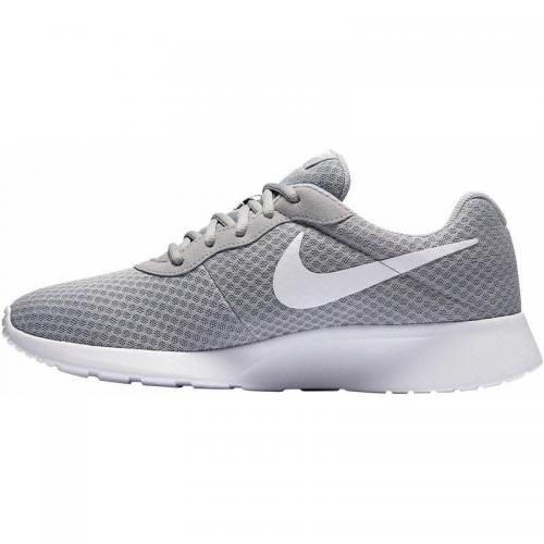 sale retailer 16a20 67462 Nike - Baskets homme Tanjun de Nike - Gris - Blanc - Chaussures homme Nike