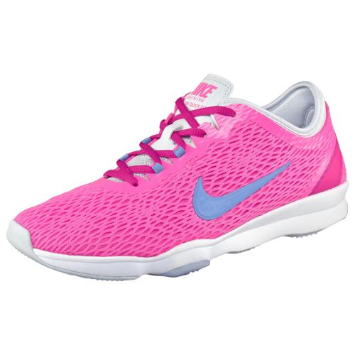 Nike - Chaussures de fitness pour femme Nike Zoom Fit - Rose - Nike