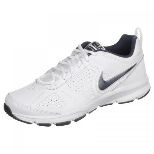 Nike - Nike T-Lite XI chaussures sport homme - Blanc - Chaussures de sport homme