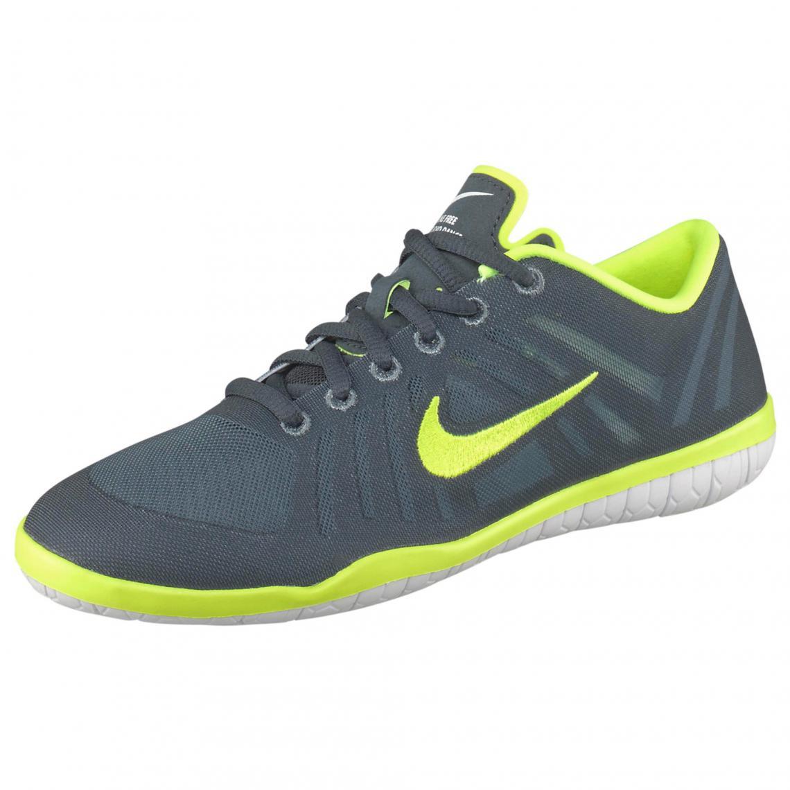 new style b2c6b 34a8b Chaussures de fitness Nike femme Free 3.0 Studio Dance Wmns - Gris Nike  Femme