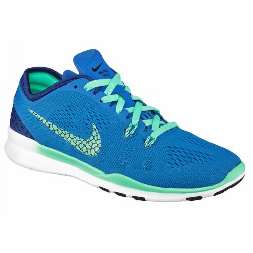 Nike - Nike Free 5.0 TR Fit 5 chaussures de fitness - Bleu - Nike