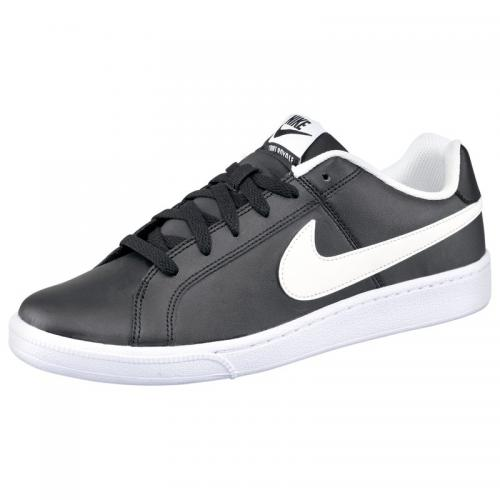 Nike - Tennis Nike Court Royale - Noir - Chaussures homme Nike