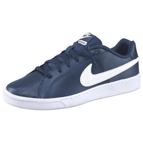low priced 7a381 0c7bb Nike - Sneakers Nike Court Royale - Bleu - Vêtements de sport homme
