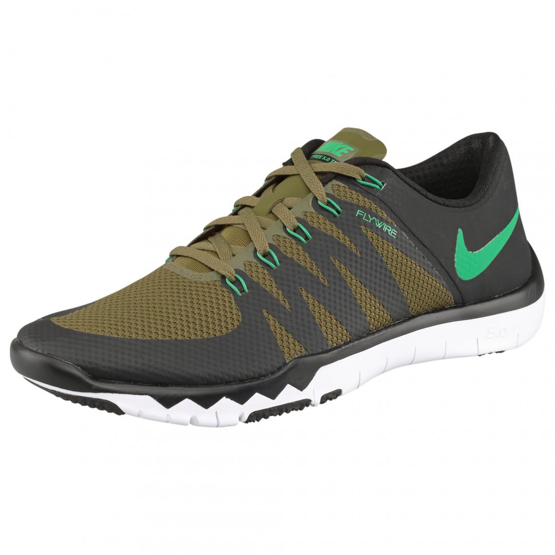 Nike Free Trainer 5.0 chaussures de training basses homme Noir | 3