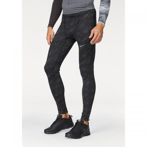 Nike - Collant de running homme Dri-FIT Tech Elevated Tight Nike - Noir - Promos sport homme
