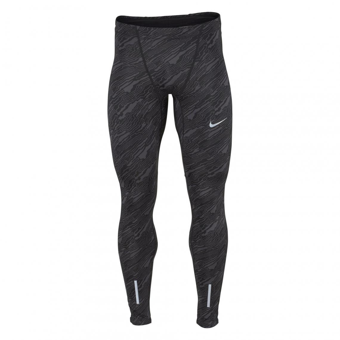 Collant de running homme Dri-FIT Tech Elevated Tight Nike - Noir Nike 6b6d97268b9