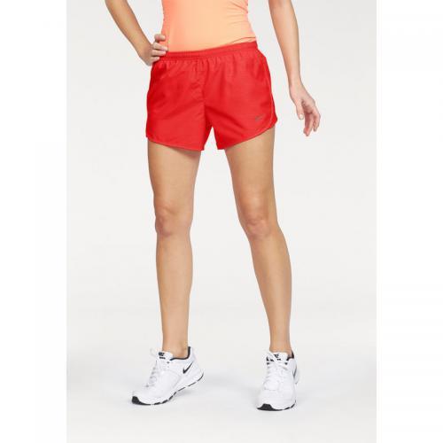 Nike - Short court femme Nike Modern Embossed Tempo de Nike - Rouge -  Vêtements Nike 4091100db73