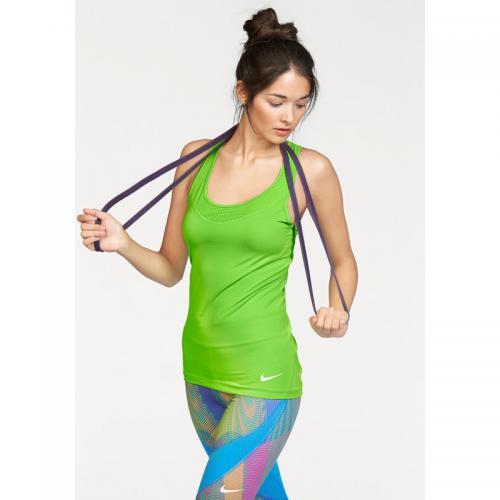 2f5f70351d16 Nike - Débardeur de sport femme dos nageur Dry-FIT Pro Hypercool Tank Nike -