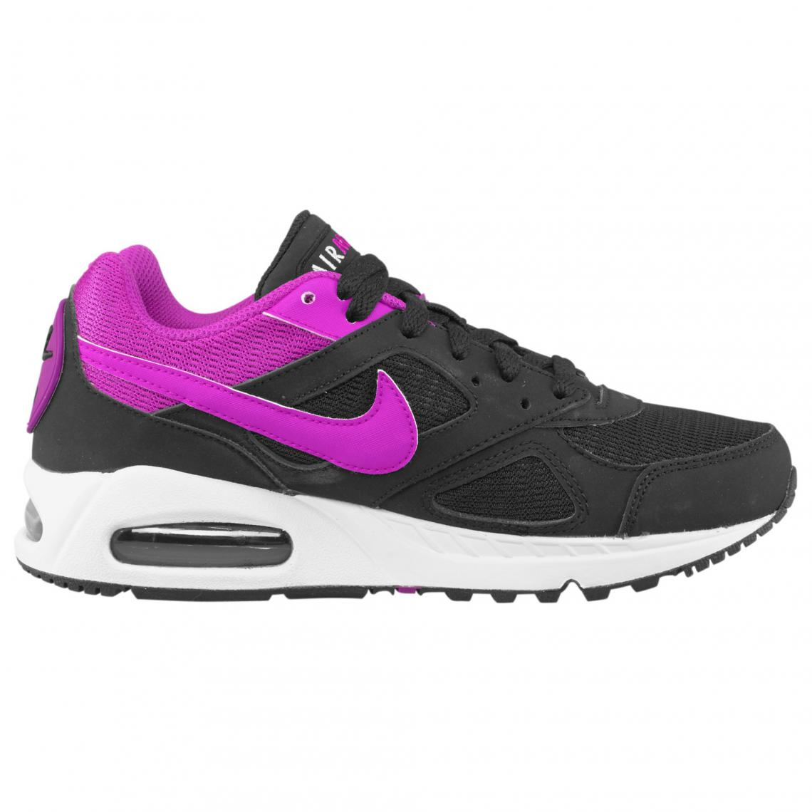 code promo 5ec1c 488a0 Chaussures Nike Air Max - Noir/Rose | 3 SUISSES