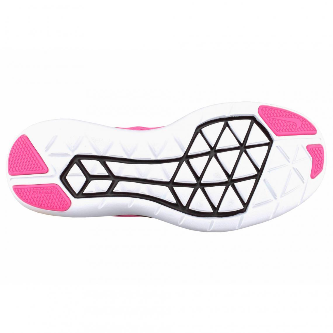 a8b3826c8ab Nike Flex 2016 RN chaussures de running femme - Rose Nike