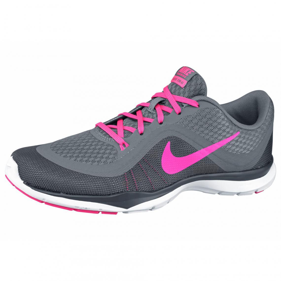 Nike Flex Trainer 6 chaussures de sport femme - Noir Nike Femme 139872800b8
