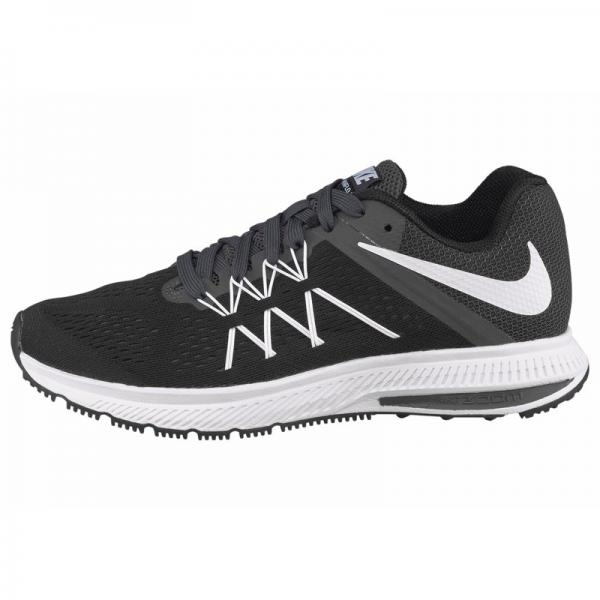 Nike Zoom Winflo 3 chaussures de running homme - Noir Nike Homme