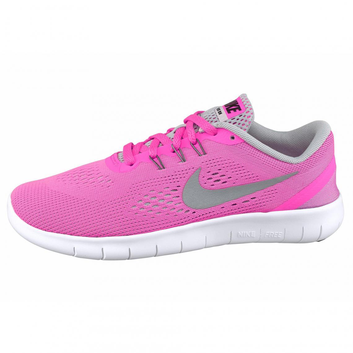 De Femme Run 3suisses Argenté Sport Nike Rose Chaussures Free Vif qwZX5pt 987a422683f