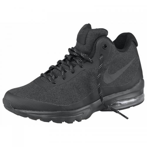 Nike - Nike Air Max Invigor Mid baskets homme - Noir - Chaussures homme