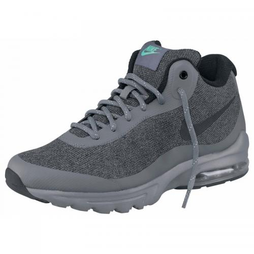 Nike - Nike Air Max Invigor Mid baskets homme - Gris - Chaussures homme