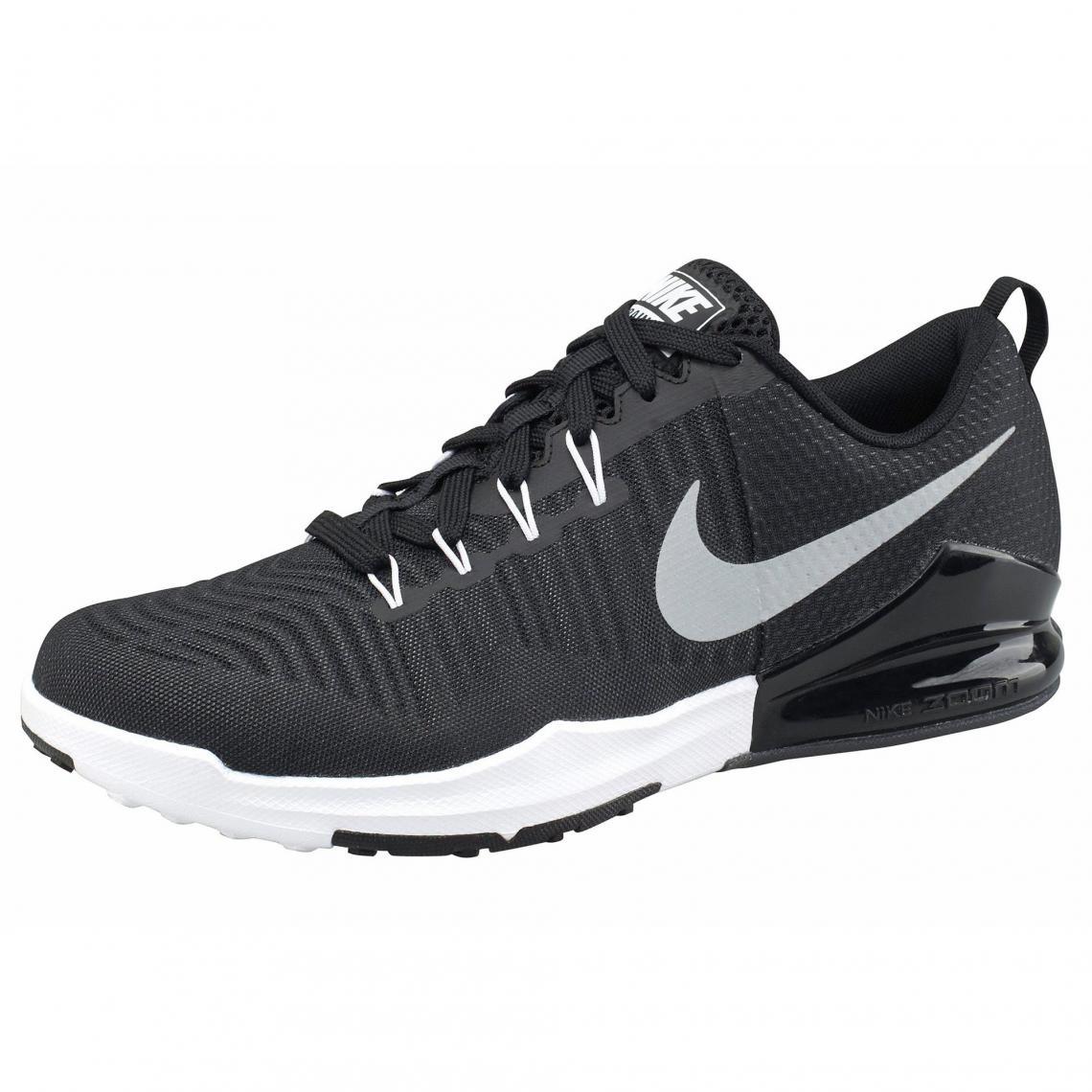 Tr Noir Homme Argenté Sport Chaussures Dynamik Zoom Nike De BqRT1T