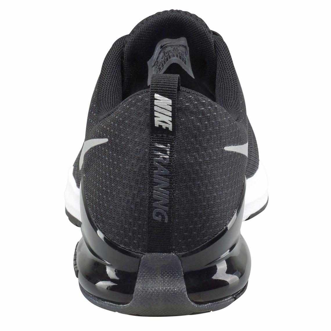 Sport De Chaussures Dynamik Nike Tr Noir Argenté Zoom Homme SqwXSzI