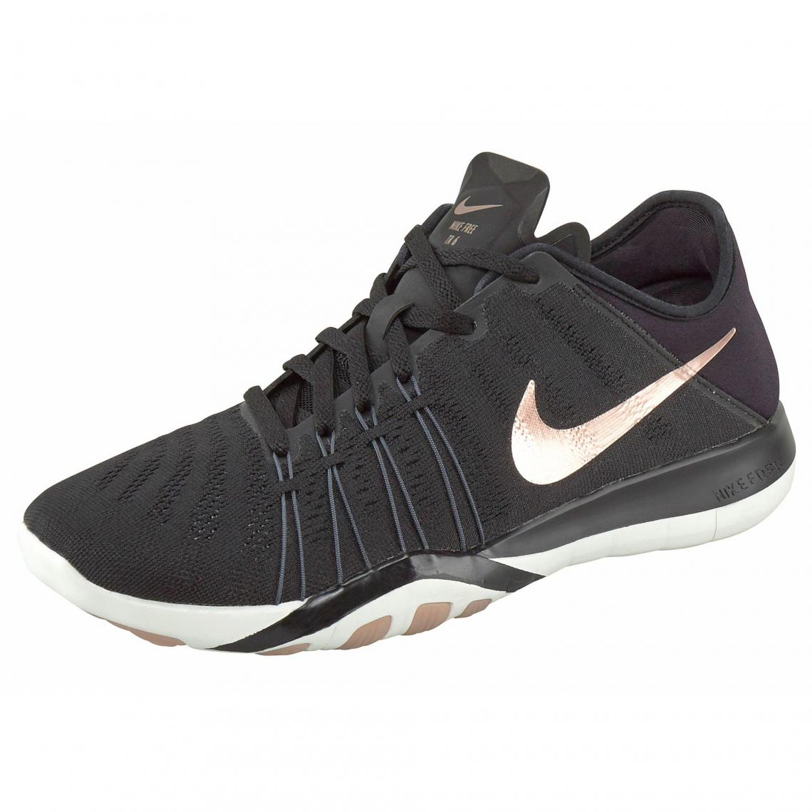 Nike Free Trainer 6 chaussures fitness femme - Noir Nike Femme 449e7f4a7a5