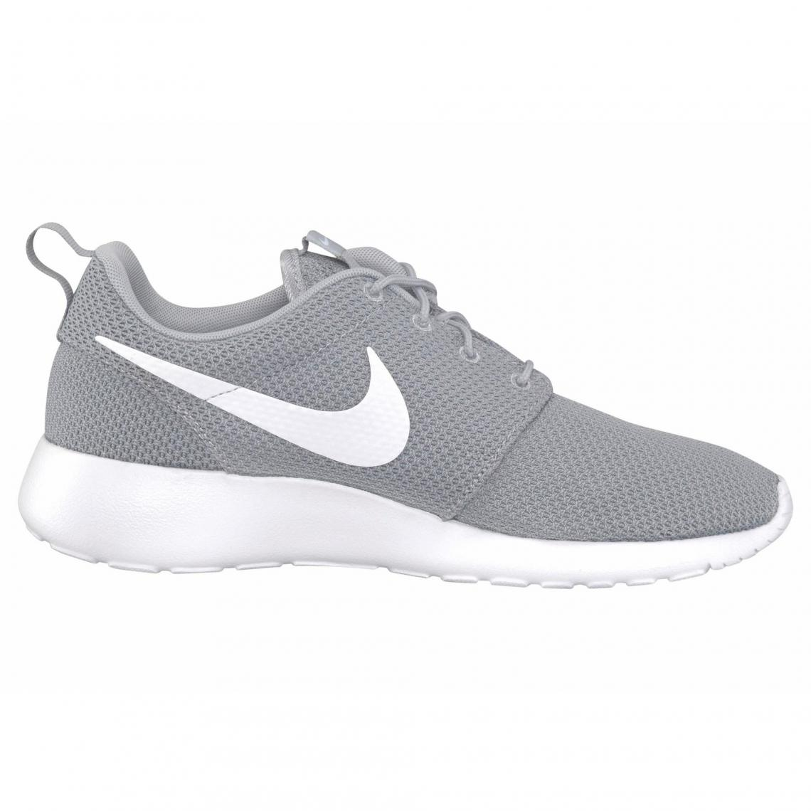 hot sale online daf22 fdc18 Nike Roshe One chaussures de running homme - Gris Nike Homme